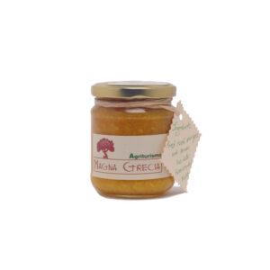 magna grecia orange jam