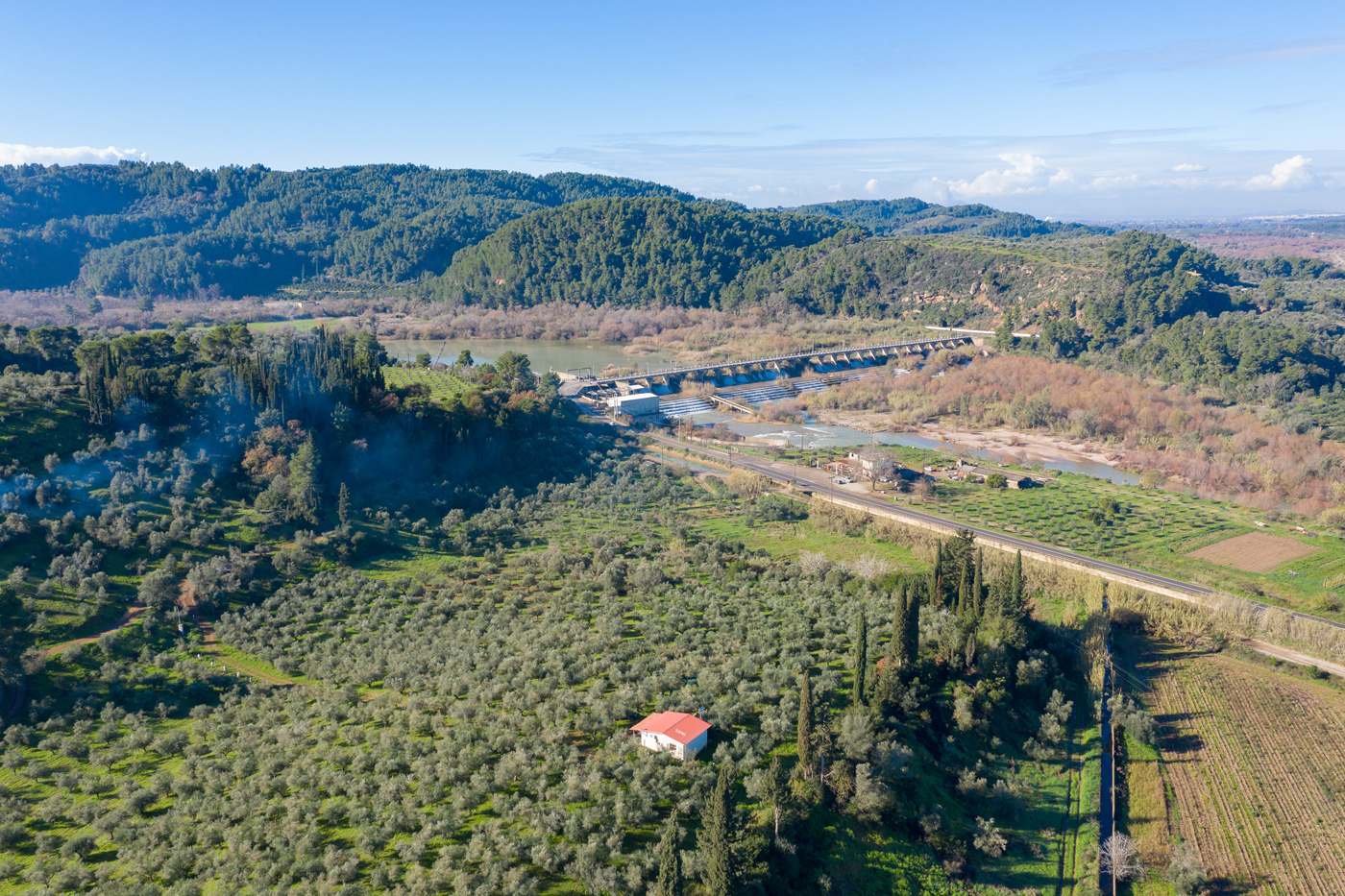 Olympia & Landscape